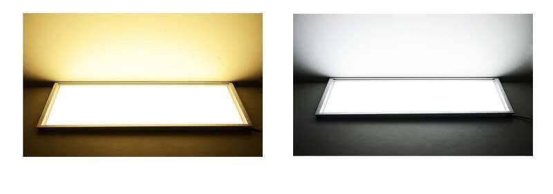 панели Светодиодное освещение