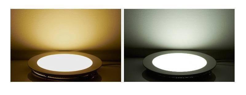 Светодиодное освещение светильниками