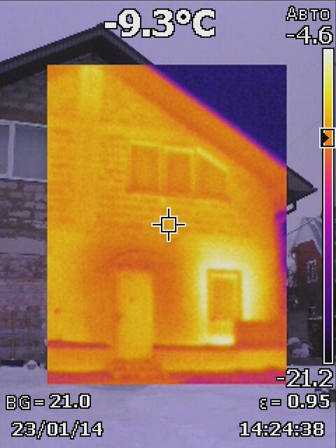 тепловизионное обследование в Харькове
