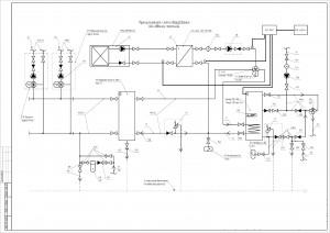 проект инженерных систем воздух-вода тепловые насосы