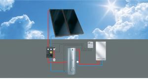 солнечный коллектор Viessmann для отопления