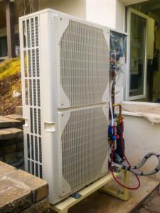 тепловой насос mitsubishi electric zubadan для системы отопления
