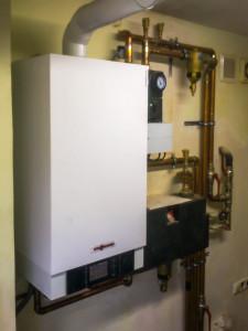 газовый котел viessmann в системе отопления