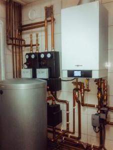 фото систем отопления