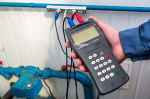 Измеритель потока для энергоэффективной реконструкции системы отопления