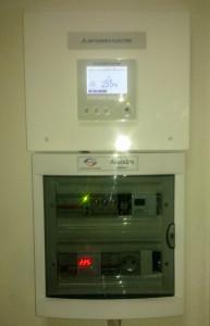 автоматика системы отопления