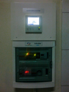 блок автоматики для теплового насоса своими руками