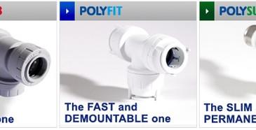 быстрый монтаж polypipe