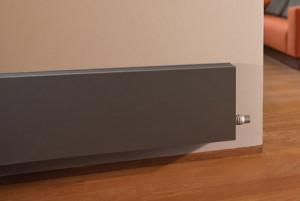 радиатор отопления jaga с фанкойлом