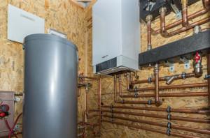 газовый котел viessmann в комбинированной системе отопления