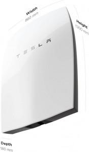 батарея Tesla Powerwall