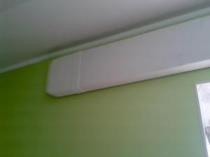 воздуховод для вентиляции с рекуперацией Blauberg