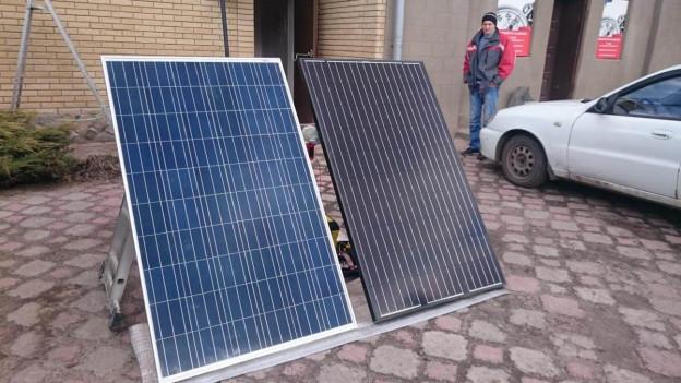 Обзор и сравнение солнечных панелей по внешнему виду