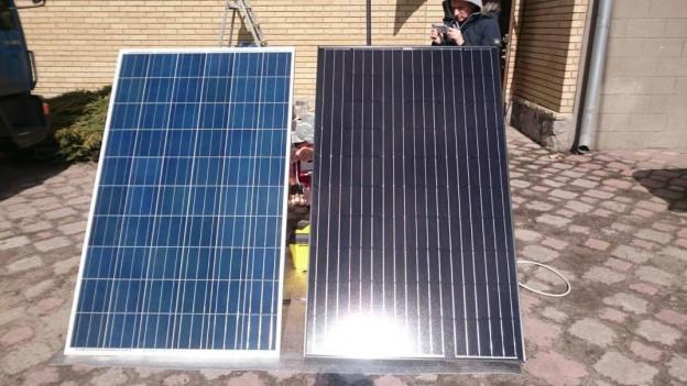 Какие солнечные панели лучше - немецкие или китайские