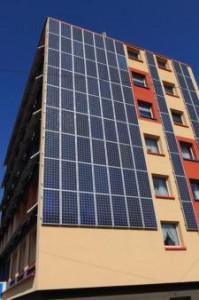 многофункциональный энергоэффективный фасад