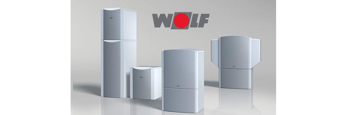 Котел Wolf