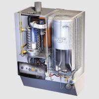 Газовый настенный конденсационный котел WOLF CGW