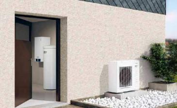 тепловые насосы воздух вода от viessmann