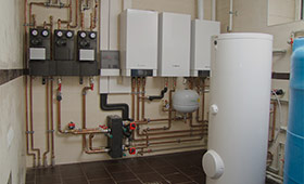Охлаждение, отопление и горячее водоснабжение  в одной системе