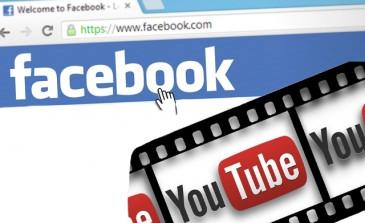 Аркодан в социальной сети Facebook и YouTube