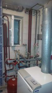 Старая система отопления