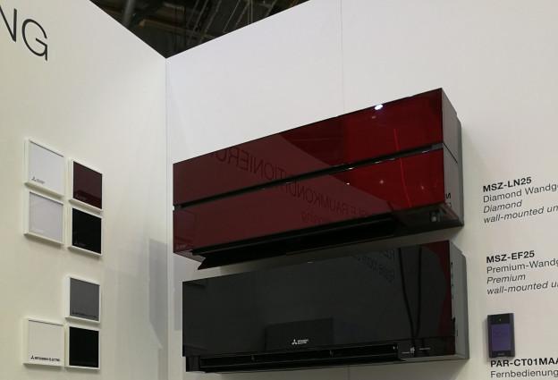 Рубиново-красный MSZ-LN*VGR
