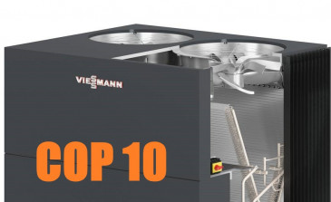 Vitocal 300-A Pro